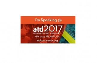 I'm Speaking @ atd2017